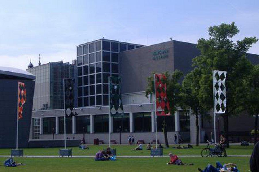 Muzeul Van Gogh [POI]