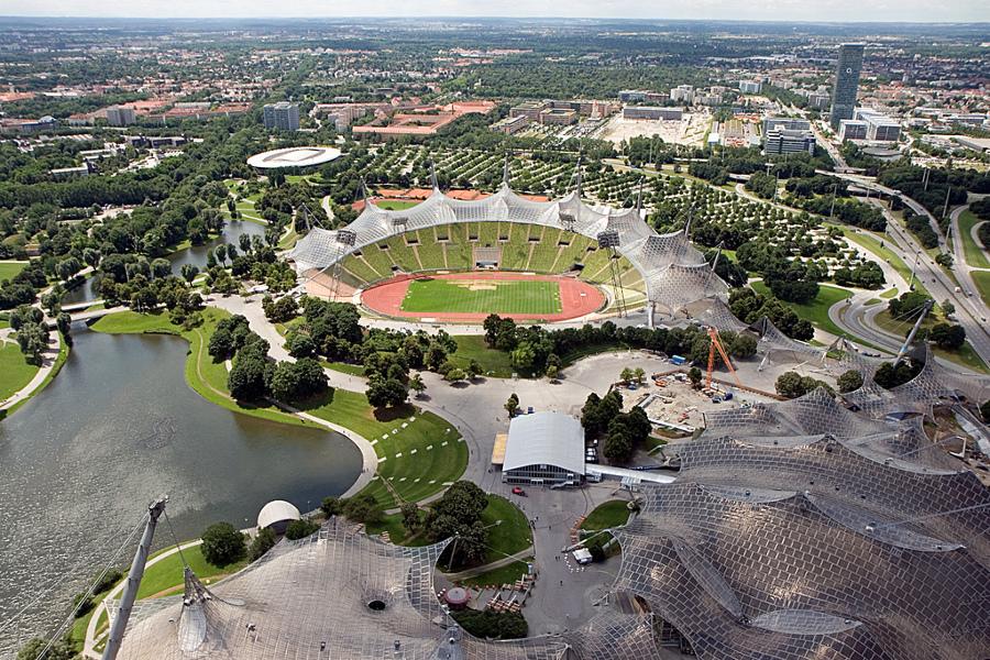 Parcul Olimpic Munchen [POI]