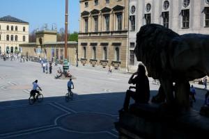 Piata Odeonsplatz
