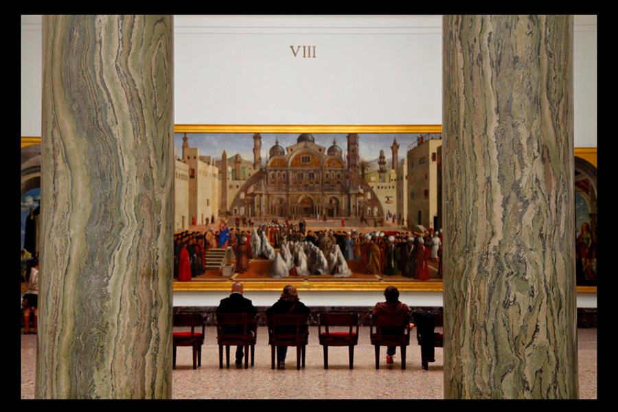 Pinacoteca din Milano (Pinacoteca di Brera) [POI]