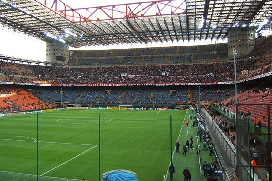 Stadionul San Siro (Stadio San Siro) [POI]
