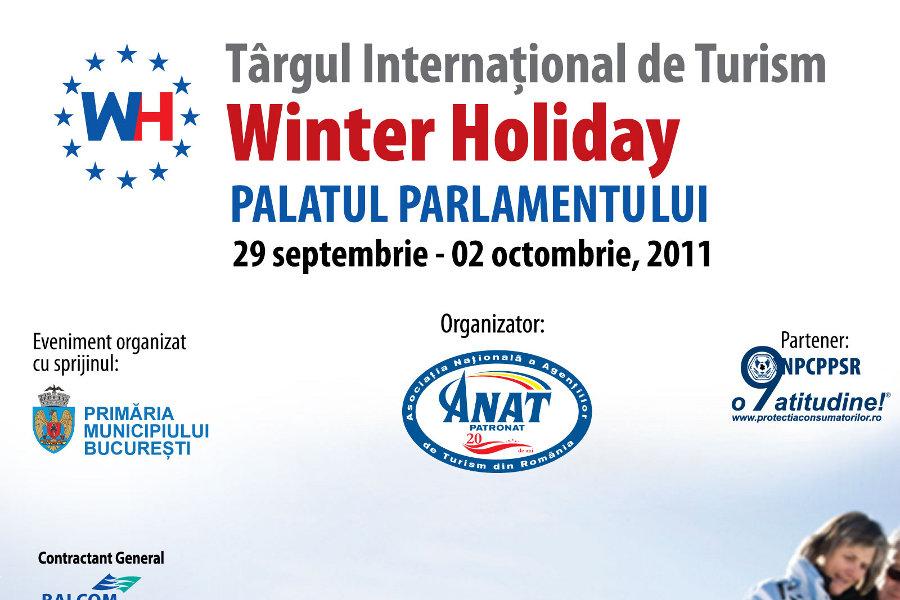 """""""Winter Holiday"""" sau cum ne programăm vacanţa de iarnă"""