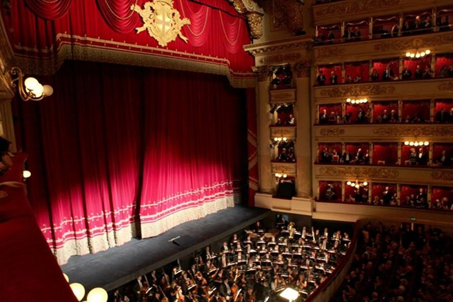 Teatrul Scala (Teatro alla Scala) [POI]