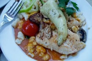 Mâncarea tradiţională este grasă şi consistentă