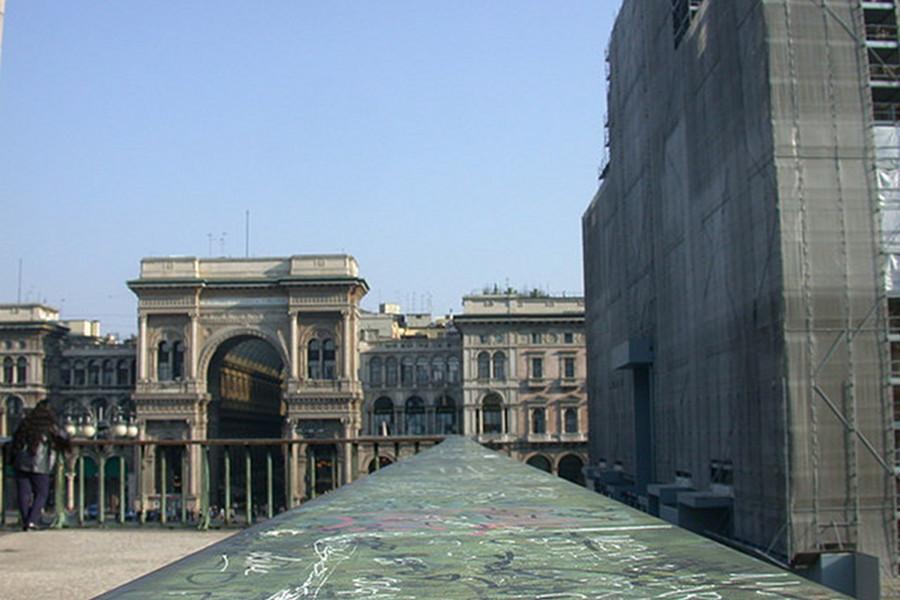Special din Milano, inedit pentru turişti