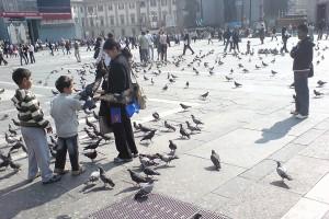 turisti Milano