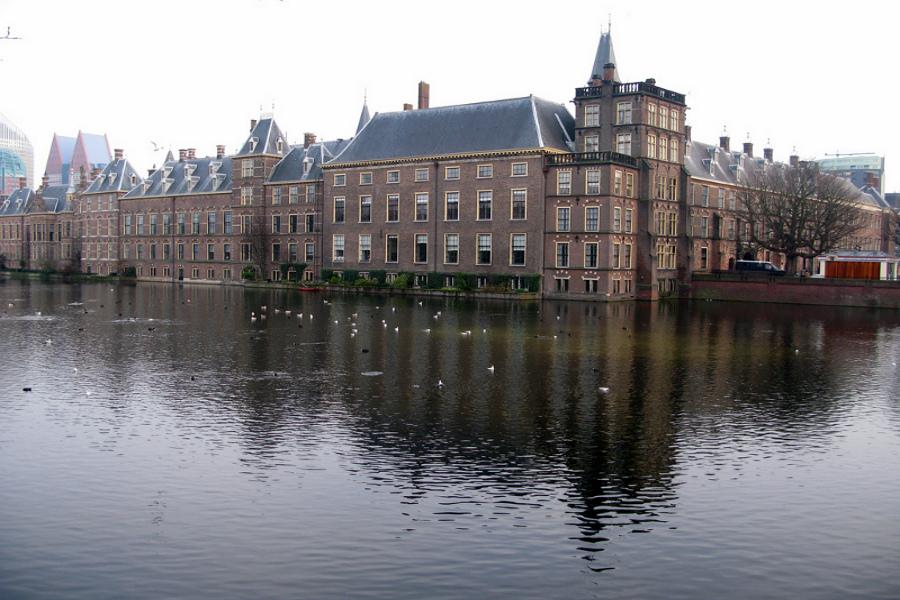 Sediul Parlamentului olandez (Binnenhof) [POI]