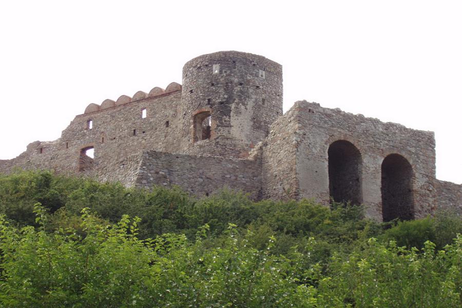 Castelul Devin (Devin hrad) [POI]