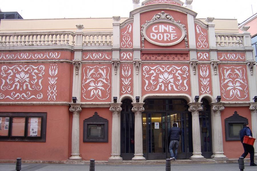 Cinema Madrid (Filmoteca Espanola Cine Doré) [POI]