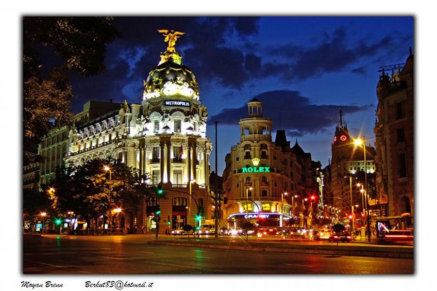 """Vacanţă """"urbană"""" la Madrid"""