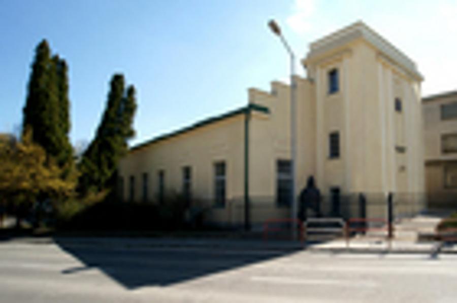 Muzeul Apei (Vodárenské múzeum) [POI]