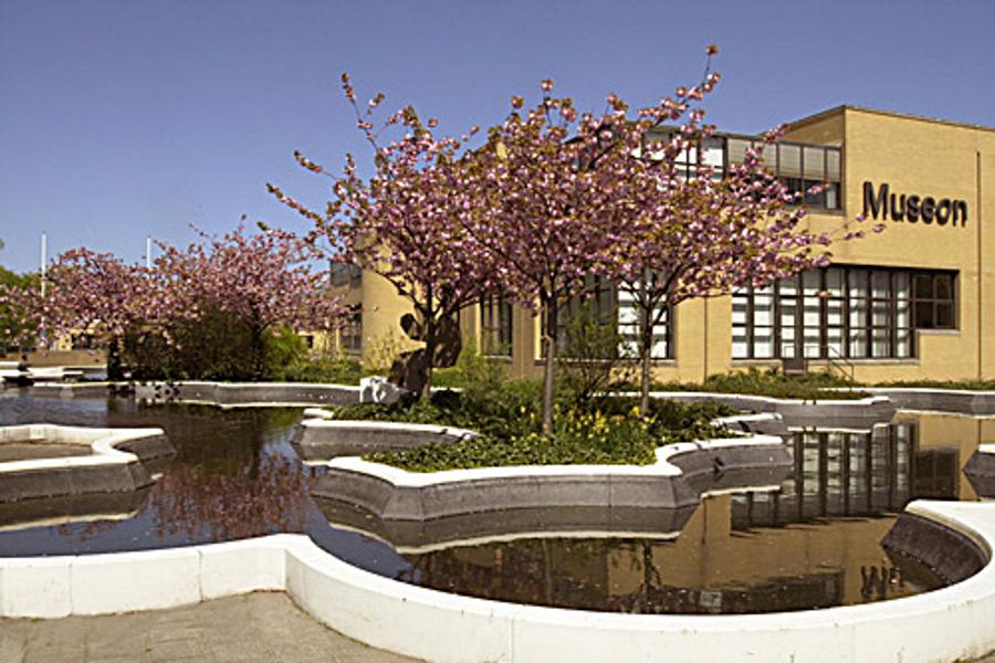 Muzeul ştiinţific din Haga (Museon) [POI]