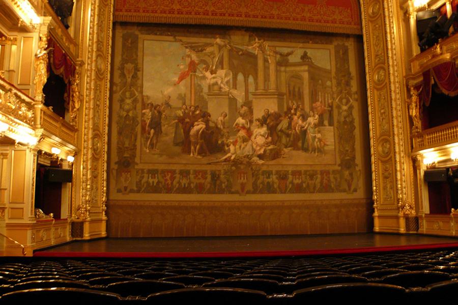 Teatrul Naţional (Narodni divadlo) [POI]