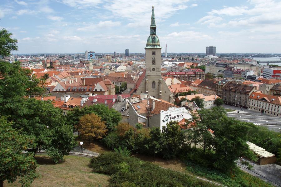 Recensământul distracţiei din Bratislava