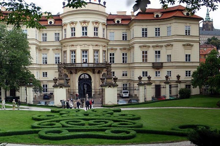 Palatul Lobkowiczký (Lobkowiczký palác) [POI]