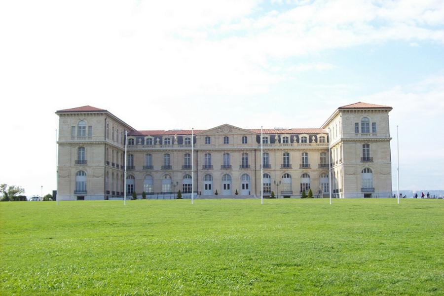 Palatul Pharo (Palais du Pharo) [POI]