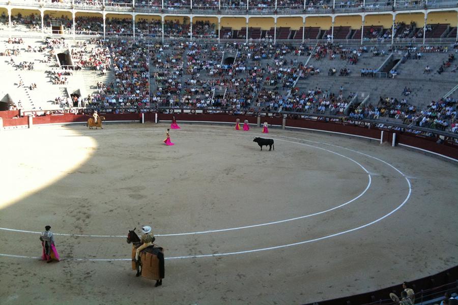 Plaza de Toros de Las Ventas [POI]