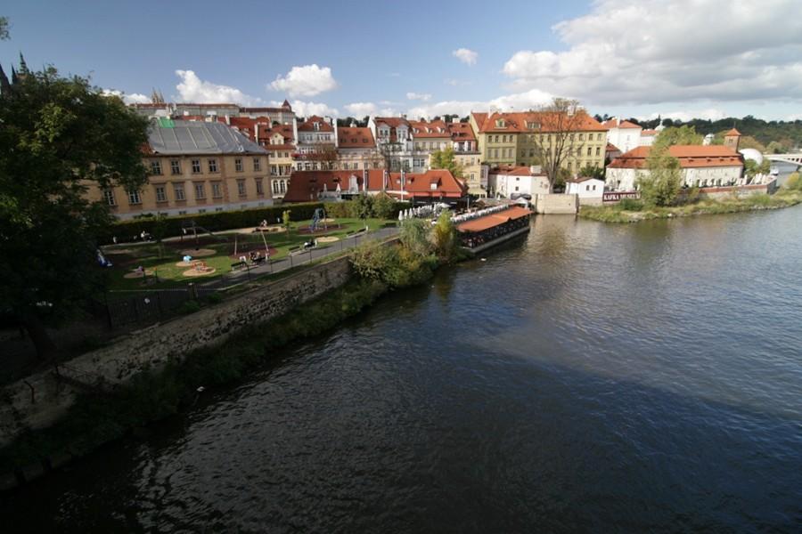 Distracţie pentru toţi turiştii la Praga