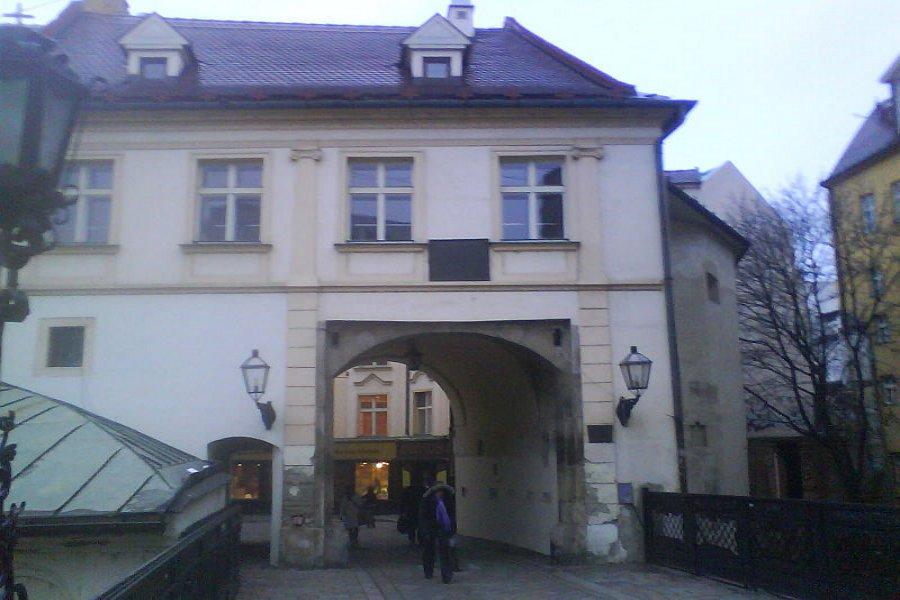 Poarta Sfântul Mihai (Mihálykapu) [POI]