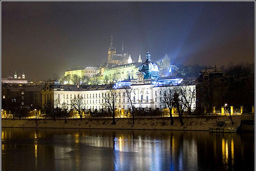 Castelul Praga (Prazsky hrad) [POI]