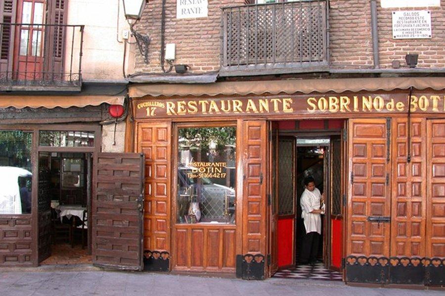Restaurantul Botín (Restaurante Botín) [POI]