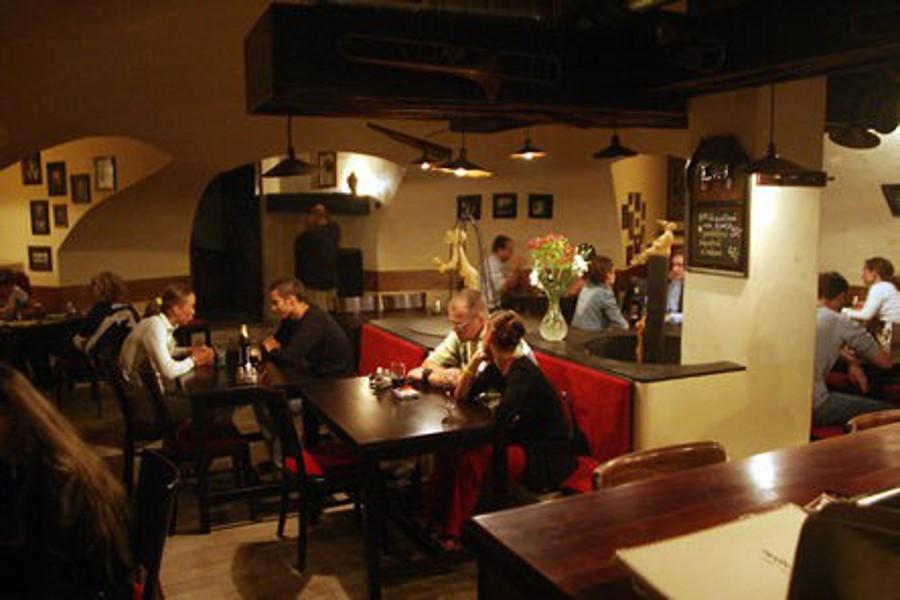 Restaurantul Prasna (Prasna Basta) [POI]