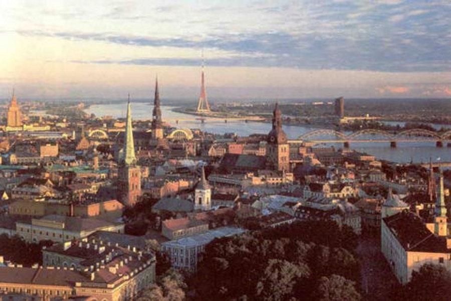 Riga, raiul turiştilor europeni