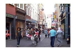 Shopping in Haga