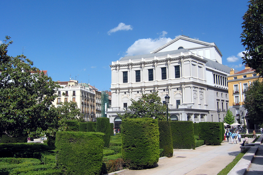 Teatrul Regal (Teatro Real) [POI]