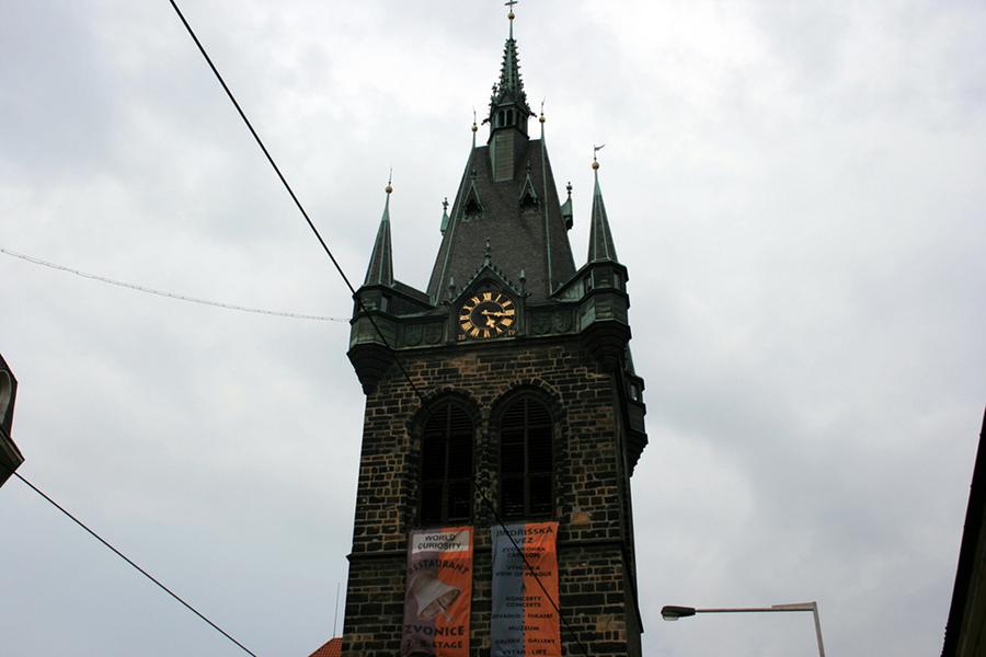 Turnul Jindrisska (Jindrisska Vez) [POI]