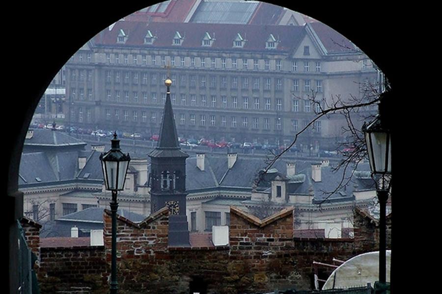 Puncte turistice importante la Praga