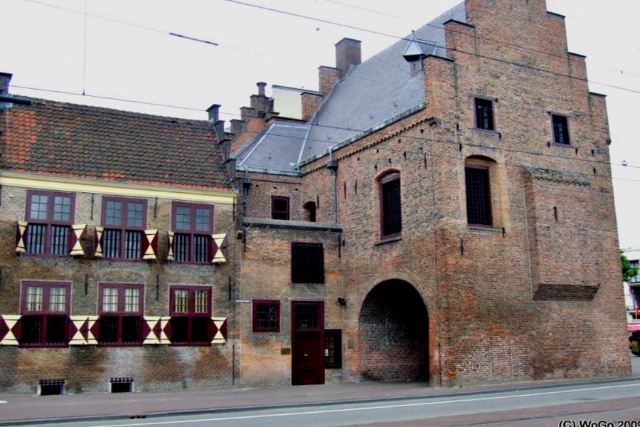 Muzeul Gevangenpoort (Gevangenpoort) [POI]