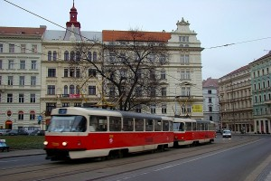 transport in comun Praga