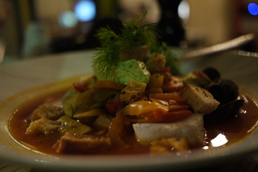 Mâncare scandinavă în Stockholm