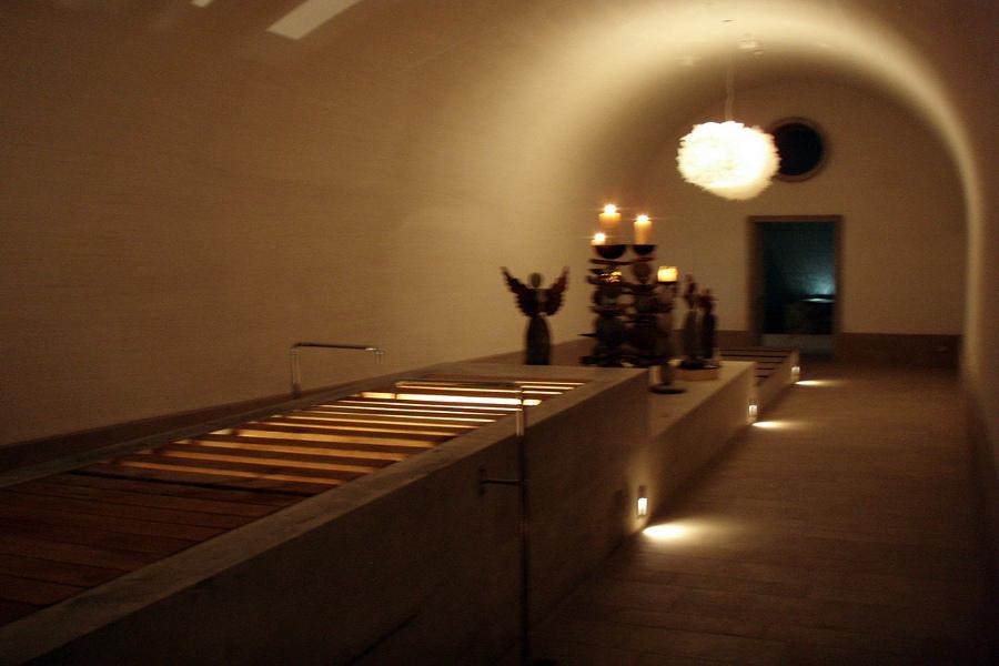 Spa-urile Zurich (Thermalbad & Spa Zurich) [POI]