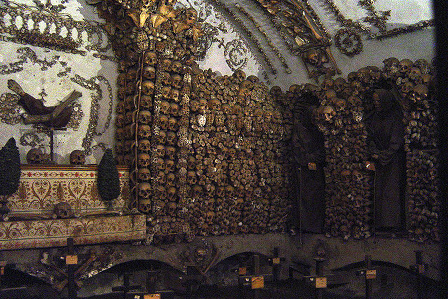 Cimitirul Capucinilor (Capuchin Crypt) [POI]