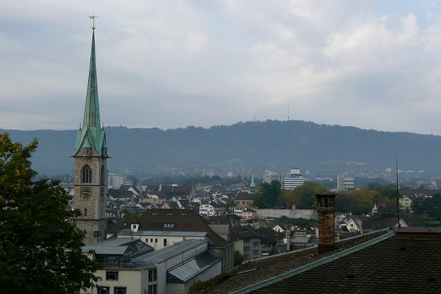 City break în Zurich, oraşul quality al Europei