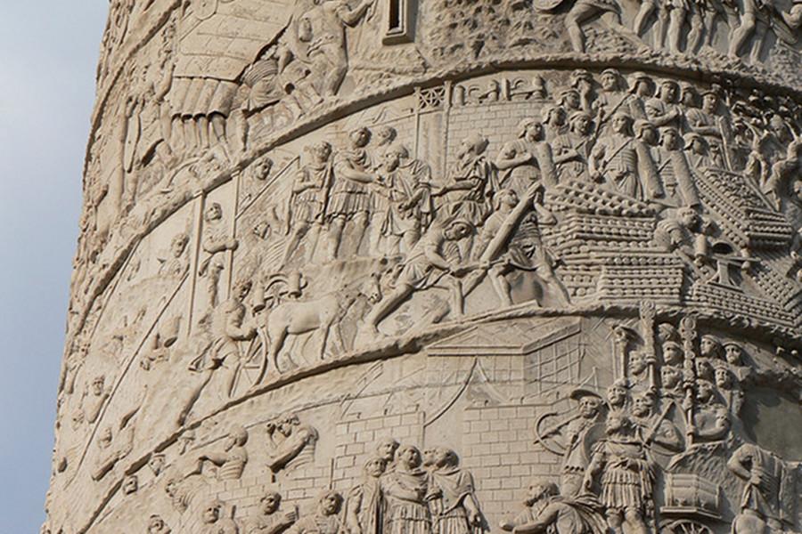 Columna lui Traian (Trajan's Column) [POI]