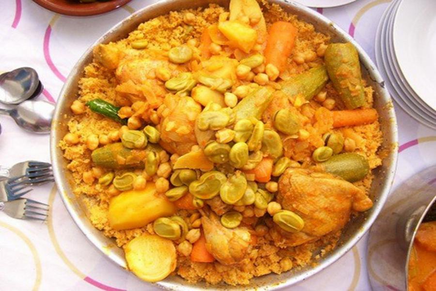 Restaurantul Dar Djerba (Dar Djerba) [POI]
