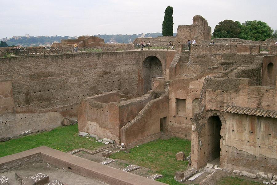 Forul Roman (Foro Romano) [POI]