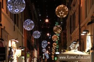 Iarna la Roma