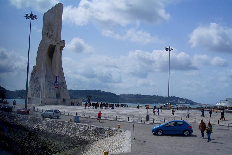 Monumentul Descoperirilor (Padrão Dos Descobrimentos) [POI]