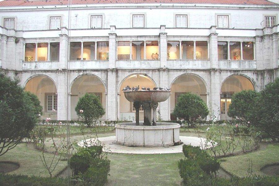 Muzeul plăcilor de ceramică (Museu Nacional do Azulejo) [POI]