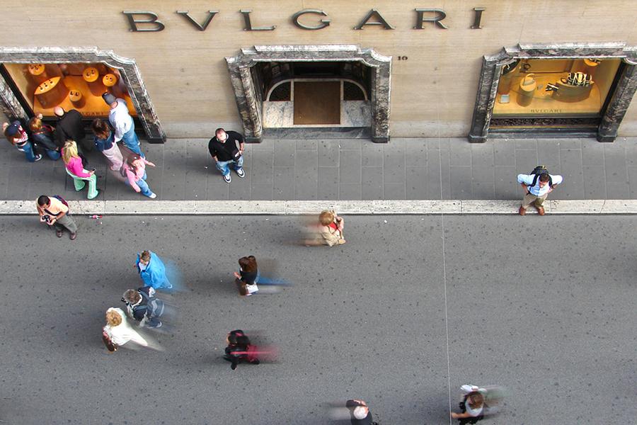 Distracţie fără limite la Roma