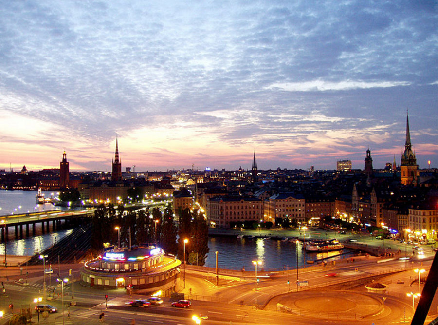 Stockholm city break, călătorie în oraşul verde