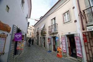 Strada Lisabona