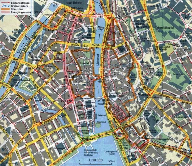 Zurich-Switzerland-Tourist-Map-3