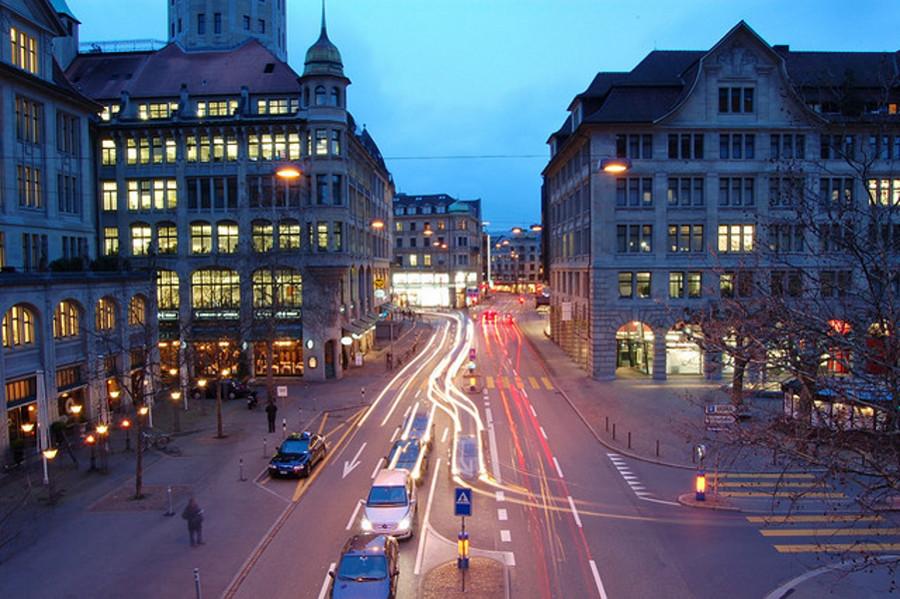 Unde şi cum ne destindem prin Zurich