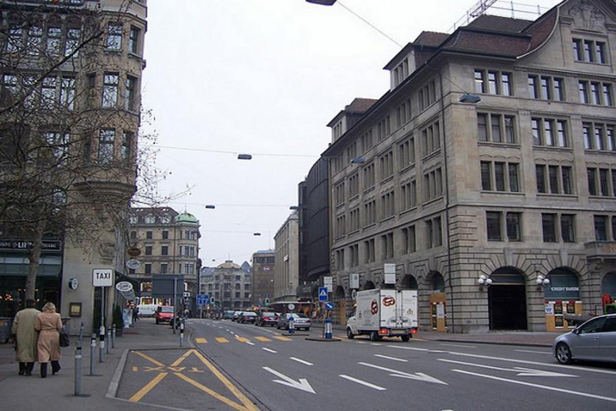 Zurich de la A la Z