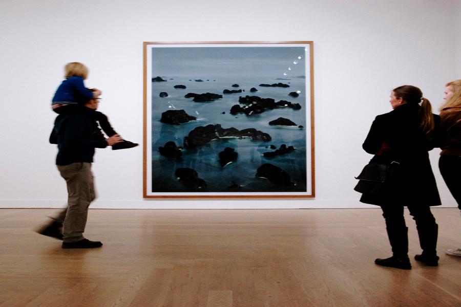 Muzeul Artei Moderne (Moderna Museet) [POI]